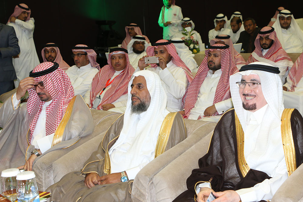 Alosrah Medical Company participated in the first Saudi forum to generate jobs and accompanying exhibition